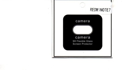 RUNEECH Camera Lens Protector for REDMI NOTE 7 PRO(Pack of 1)