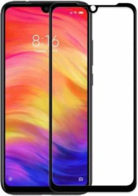 Vibhar Edge To Edge Tempered Glass for Redmi Note 7S(Pack of 1)