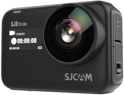 SJCAM SJ9 Strike 4K Supersmooth GYRO/EIS Wireless Charging Live Streaming Waterproof Sports...