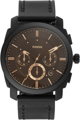 Fossil FS5586 Machine Analog Watch - For Men