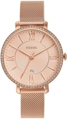 FOSSIL ES4628 Jacqueline Analog Watch - For Women