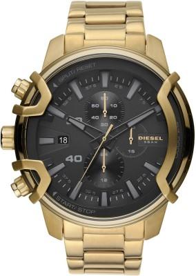 DIESEL DZ4522 Griffed Analog Watch - For Men