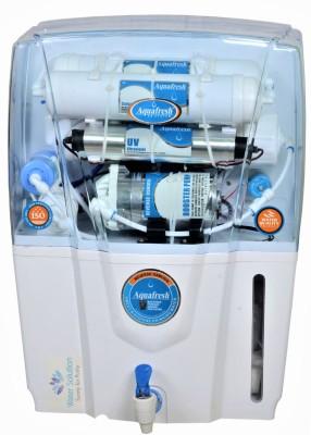 Aqua Fresh audi white ro uv uf tds mineral 12 L 12 L RO + UV + UF + TDS Water Purifier(White)