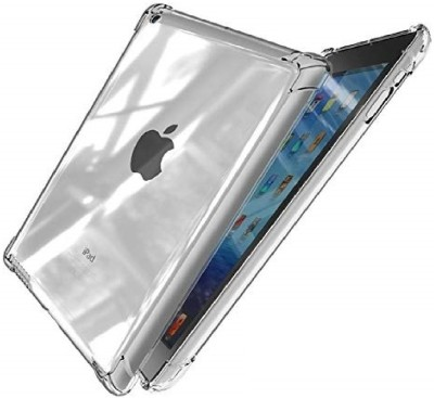 Realtech Back Cover for Apple Ipad Air / Apple Ipad Air 2(Transparent, Shock Proof, Silicon)