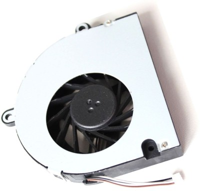 Logixtech E529 Series Laptop CPU Cooling Fan Cooler(Black)