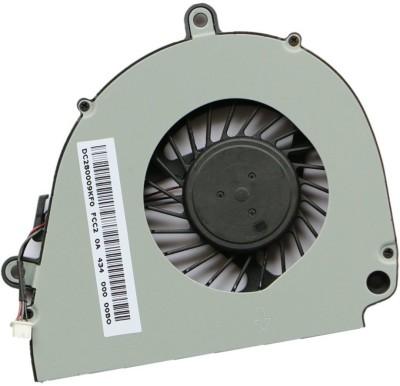 Logixtech NV56R Series Laptop CPU Cooling Fan Cooler(Black)