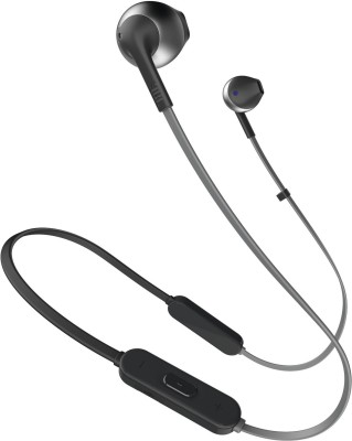 JBL ****BT Bluetooth Headset with Mic(Black, In the Ear)