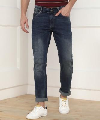 Spykar Slim Men Blue Jeans at flipkart