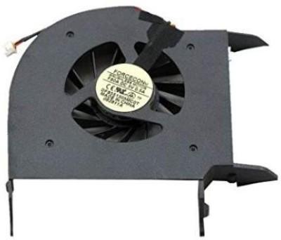 Logixtech P 2000 Series Laptop CPU Cooling Fan Cooler(Black)
