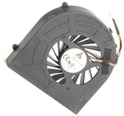 Logixtech 4525S Laptop CPU Cooling Fan Cooler(Black)