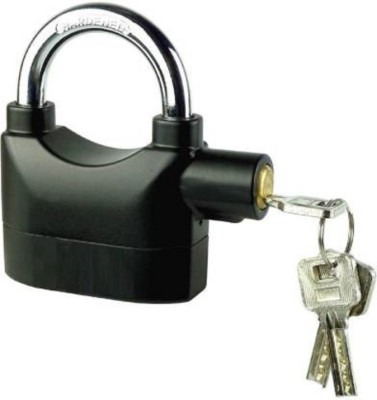 XTRAPLUS Alaram lock Safety Lock(Black)