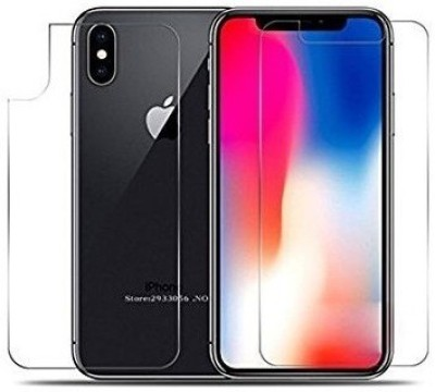 44MOB Screen Guard for Apple iPhone XR(Pack of 2)