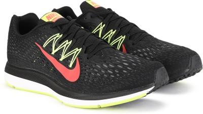 Nike ZOOM WINFLO 5 Running Shoe For Men(Black) 1
