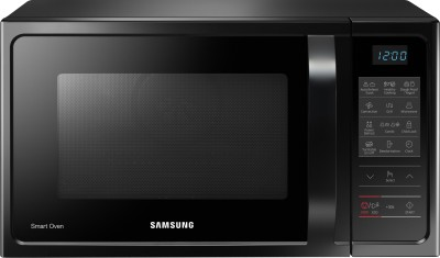 SAMSUNG 28 L Convection & Grill Microwave Oven(MC28H5013AK, Black)