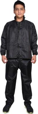 Amextrian Self Design Men & Women Raincoat