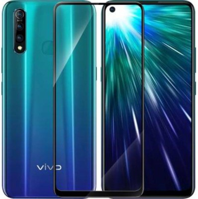 Brown Bee Edge To Edge Tempered Glass for Vivo Z1 Pro(Pack of 1)