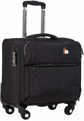 Carry Trip Four Wheels Laptop Trolley/Travel Bag 40 Ltrs Check in Luggage   23 inch