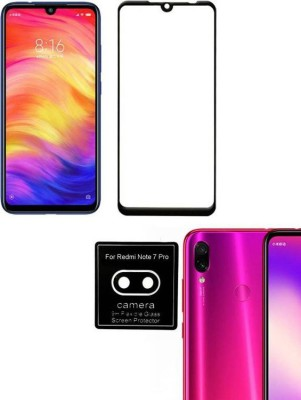Smartcraft Edge To Edge Tempered Glass for Mi Redmi Note 7, Mi Redmi Note 7 Pro, Mi Redmi Note 7S(Pack of 1)