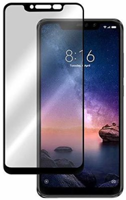 Well Design Tempered Glass Guard for Mi Redmi Note 6 Pro(Pack of 1)