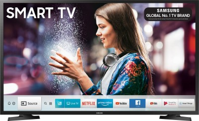 Samsung 108cm (43 inch) Full HD LED Smart TV(UA43N5300ARLXL/UA43N5300ARXXL)
