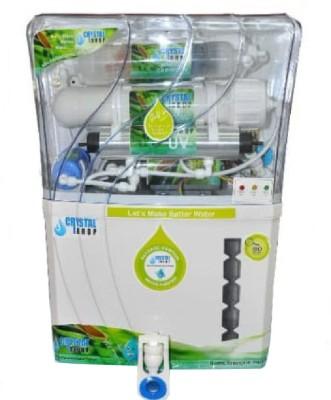 Aqua c002 15 L RO + UF Water Purifier(White)