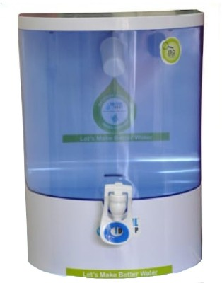 Aqua c006 8 L RO + UF Water Purifier(White, Blue)