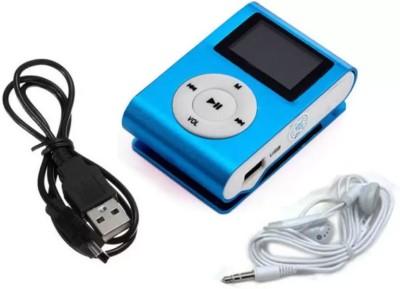 NICK JONES Digital MP3 MP3 Player(Blue, 1 Display) at flipkart