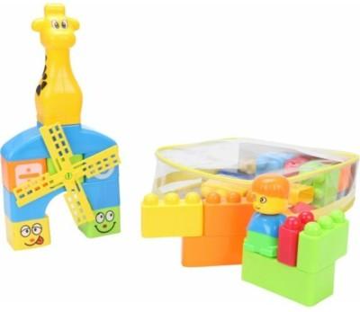 dtc Dream Playground set for Kids Multicolor dtc Blocks   Building Sets