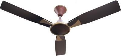 Bajaj Speedster 1200 mm Matt brown 1200 mm 3 Blade Ceiling Fan MATT BROWN
