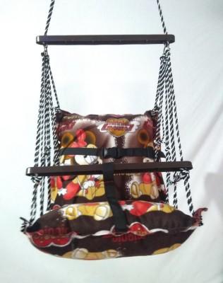 Radhey Preet Cotton Small Swing(Brown)