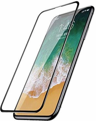 Brown Bee Edge To Edge Tempered Glass for Apple iPhone XS Max(Pack of 1)