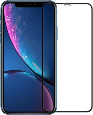 Brown Bee Edge To Edge Tempered Glass for Apple iPhone XR(Pack of 1)