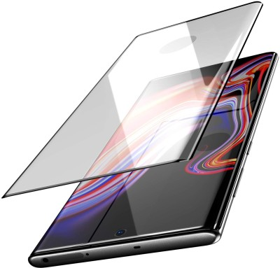 Ultimate Edge To Edge Tempered Glass for Vivo X50 Pro(Pack of 1)