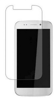 S-Model Tempered Glass Guard for Micromax Canvas A210(Pack of 1)