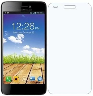 44MOB Screen Guard for Micromax-Canvas-L-A108(Pack of 2)