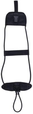 nabhu Luggage Bag Bungee Strap Luggage Strap(Black)