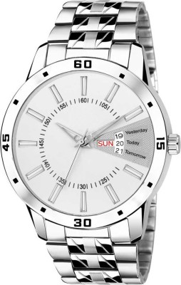 MR NUN 102 New Stylist Explorer Analog Watch - For Metal Chain Stainless Steel Strap Premium Quality Chrono Analog Watch...