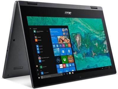 Acer Spin 1 Pentium Quad Core - (4 GB/500 GB HDD/Windows 10 Home) SP111-33-P50R 2 in 1 Laptop(11.6 inch, Black, 1.35 kg)