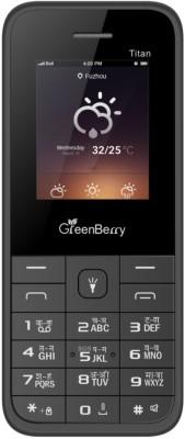 GreenBerry Titan(Black&Grey)