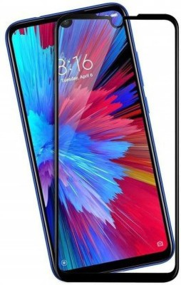 ISAAK Edge To Edge Tempered Glass for Redmi Note 7, Mi Note 7(Pack of 1)