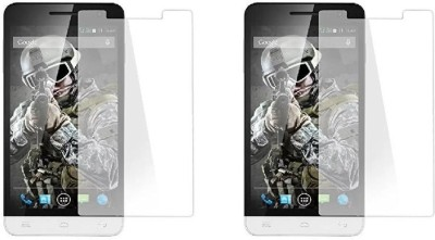 44MOB Screen Guard for Xolo Play 8X 1100(Pack of 2)