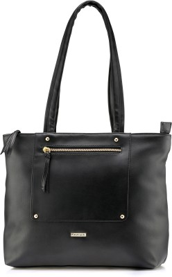 Fastrack Women Black Tote