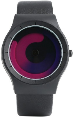 Canine SD-58988-leather-Purple Hot Selling and Exclusive 2020 Premium Quality SD_Paidu-58988-L-Purple Premium Quality Designer Fashion Wrist Watch Analog Watch  - For Men & Women
