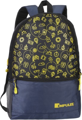 Impulse 30 Litres Yellow 30 L Backpack