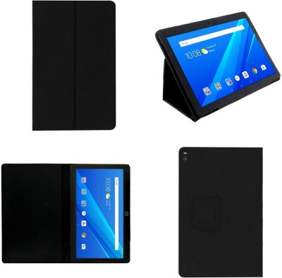 Gizmofreaks Book Cover for Lenovo Tab 4 10 TB-X304L(Black)