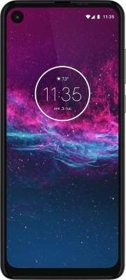 Motorola One Action (Pearl White, 128 GB)(4 GB RAM)