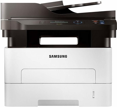 Samsung M2875DW Multi-function Color Printer(White,Black)