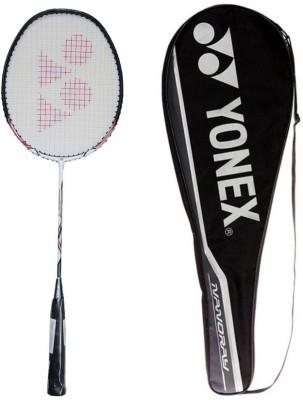 Yonex Nanoray 7 Multicolor Strung Badminton Racquet(Pack of: 1, 80 g)