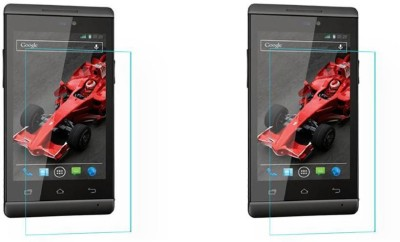 44MOB Screen Guard for Xolo A500S Ips(Pack of 2)