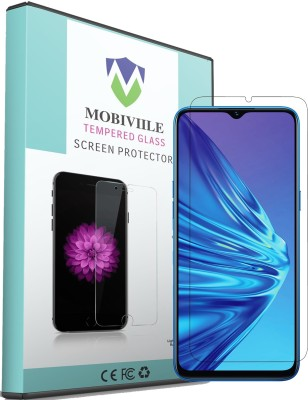 MOBIVIILE Tempered Glass Guard for Honor 20i (6.21 Inch Screen Size)(Pack of 1)